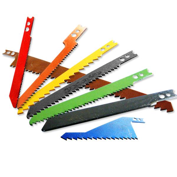 8pc Jig Saw Blade Set For Black Amp Decker Type Value Product Wood Metal Steel Ebay